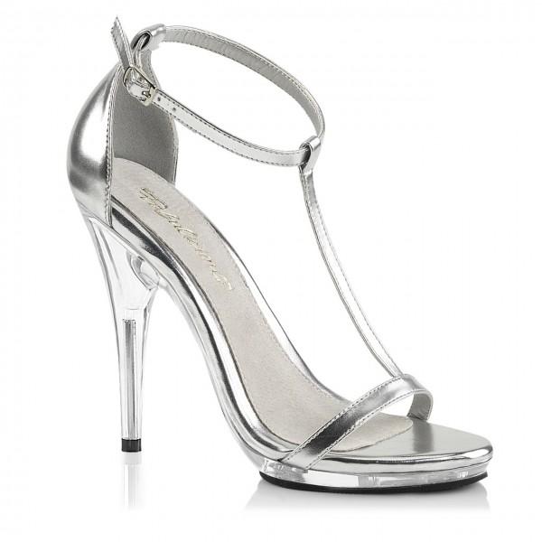 fbfe0f59889ec ... High Heel Sandal with Mini Platform. Pleaser. ALL-C7L-39-12