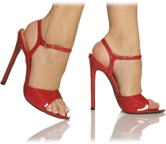 b6615b101dd68 Sexy Super High Heel Sandal with 13 cm Heels