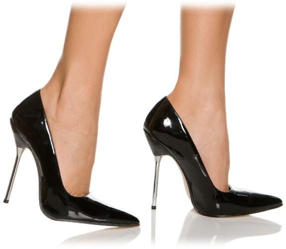 Pointed Toe High Heel Stiletto Pumps