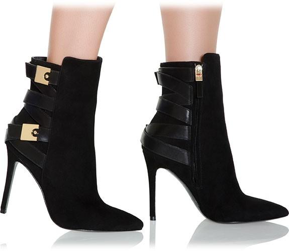 Schwarze Stiefel von Guess by Marciano